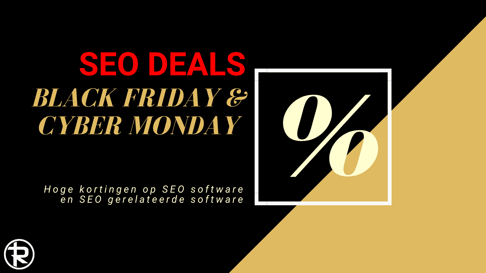 seo deals black friday en cyber monday
