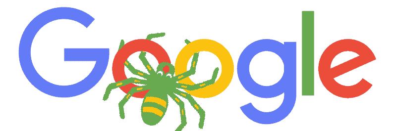 Google spin crawler