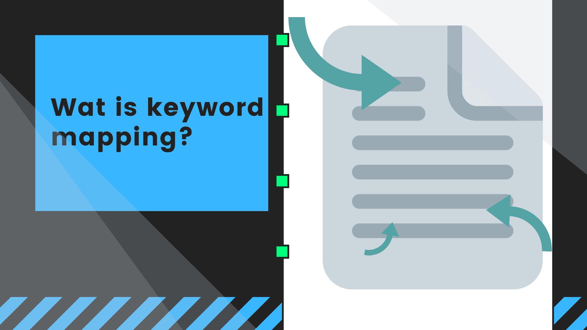 wat is keyword mapping