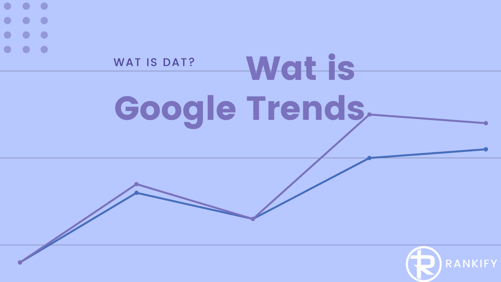 wat is google trends